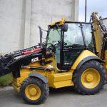 Traktor nakladač CAT432