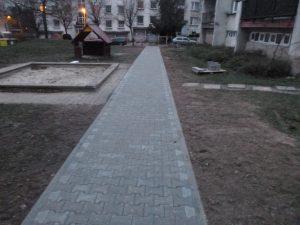 Výstavba a rekonstrukce chodníků